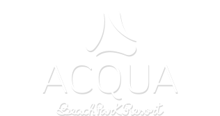 Logomarca Acqua Beach Park Resort