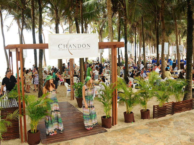 Chandon Bubble Lounge